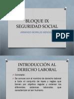Seguridad Social derecho laboral