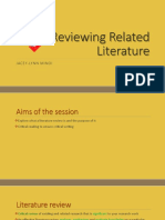 2ET Reviewing Related Literature(1)