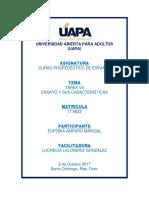 UAPA Tarea Español 7