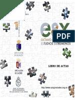 Biblioteca Virtual Extremeña. La cultura de Extremadura en la red por Manuel Trinidad