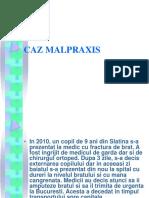 2.CAZ MALPRAXIS.ppt