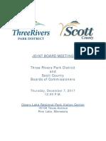 Scott County MN 12/7/17 Board Meeting Agenda