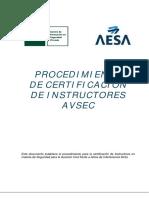 procedimientodecertificaciondeinstructoresavsec