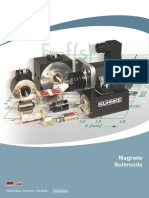 Elektromagnete Solenoids General Technical Information