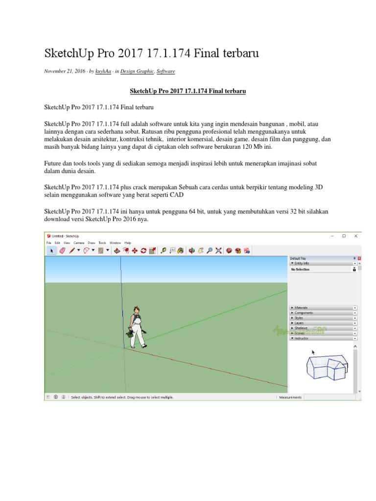 download sketchup pro 2016 32 bit kuyhaa