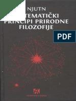 Njutn - Matematicki principi prirodne filozofije.pdf
