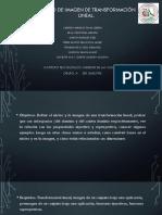 5.2 Núcleo de Imagen de Transformación Lineal