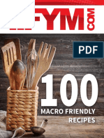 IIFYM Recipe eBook