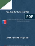 Capacitacion -Rendicion -Financiera -Personas Naturales 2017
