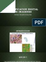 4. Clasificacion Digital de Imagenes