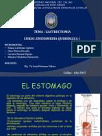 gastrectomia