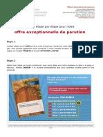 Guide Offre de Lancement