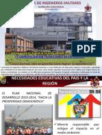 Especializaciones de Voladuras y de Explosivos 2014