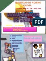 Determinantes de Salud...