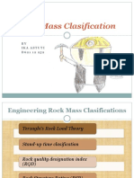 1 Rock Mass Clasification