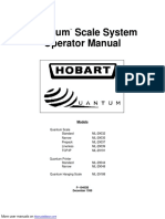 Hobart Quantum Manual (En)