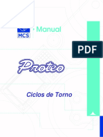 CNCProteo Manual Ciclos Fixos Torno