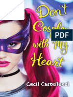 Don't Cosplay With My Heart (Excerpt)