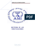 Doctrina de Las Purificaciones[1]
