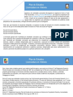 Plan de Estudios PDF