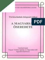 Kolozsvári Grandpierre Endre - A Magyarság Őseredete2