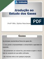 Aula 01 - Introdução Ao Estudo Dos Gases- 2016.2