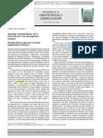 Abordaje Multidisciplinar de La Infección Por Virus Del Papiloma Humano