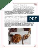 Slava 11 - How to Prepare Slava's Koljivo (Wheat)