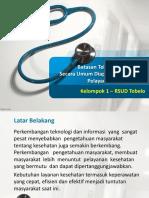 -- Teknologi Informasi - Pelayanan Keperawatan
