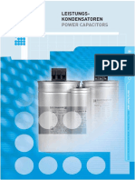 1_ ELECTRONICON Power Capacitors Catalog
