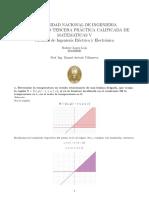 Solucionario Tercera PC Matematicas V