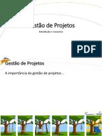 Gestão de Projetos - Aula 1 - História