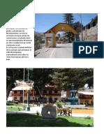 Lugares Turísticos de Torata