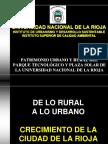 Cuadricula Fundacional d e La Rioja
