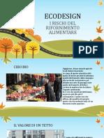 Ecodesign- Il Problema Alimentare