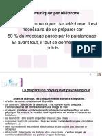 5Communiquer Par Téléphone