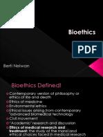2 - Dasar Bioetik