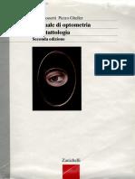 Manuale Di Optometria e Contattologia- Anto Rossetti e Pietro Gheller