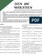 LEYES DE EXPONENTES RADICACION.pdf