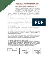 7. Identificación y Evaluación de Impactos Ambientales Ok