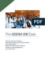 The Gdeim Izik Case