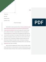 critical approach revise