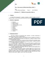 Relatório 1- Lab EB