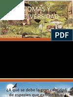 Biomas y Biodiversidad