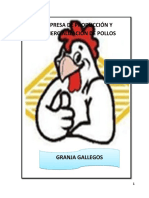 Empresa Avicola Granja Gallegos