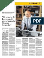 Hugo Coya/retrato de Juan Ponce valenzuela en el Diario el comercio_2017-09-01__31