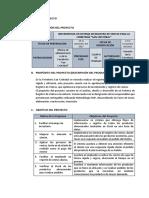 Planificación Del Proyecto (Cedula Del Proyecto)-1