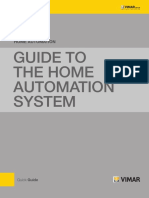 Guide to the Home Automation System