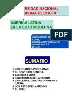 Clase America Latina en La Edad Moderna