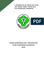 Cover Laporan 2013